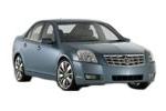 Cadillac BLS седан