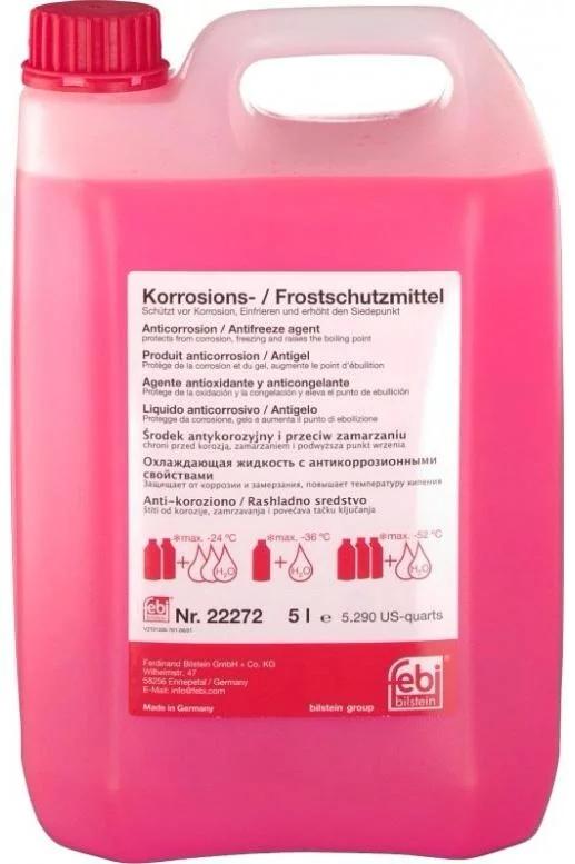 Антифриз красный Korrosions-Frostschutzmittel, 5л
